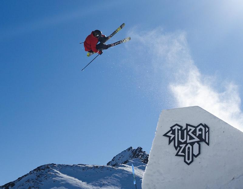 Training for Winter Olympics