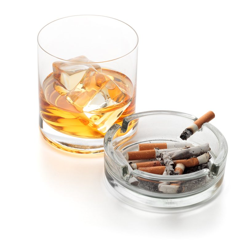 Avoidance of Nicotine and Alcohol